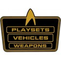 Ships / Playsets / Weapons
