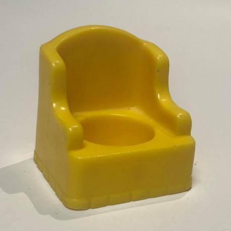 Armchair : Yellow