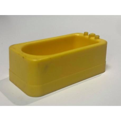 Bathtub : Yellow